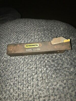 Kennametal Top Notch Toolholder For Thread Turning Kgspl 12-094