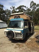 1984 Nissan Urvan Campervan Brisbane Region Preview