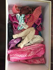 Barbie doll clothes Nunawading Whitehorse Area Preview