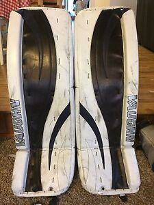 Vaughn goalie equipment