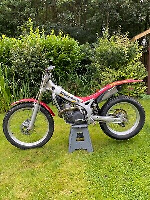2002 Beta Rev 3 250cc Trials Bike (not GasGas, Sherco, Scorpa, Montesa, 4RT)