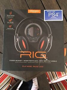 Plantronics rig gaming headset Wurtulla Maroochydore Area Preview
