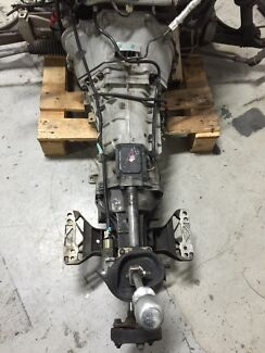 Fg xr6 turbo 6 speed manual gearbox kit  Hornsby Hornsby Area Preview