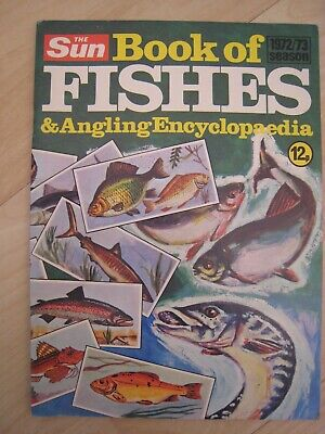 The Sun Book of Fishes & Angling Encyclopedia for sale  Shipping to South Africa