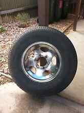 4x4 spare wheel and tyre Hillbank Playford Area Preview