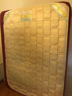 Slumber Care mattress. Queen size.