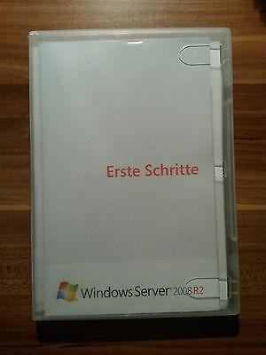 Usado, Microsoft Windows Server Datacenter 2008 R2 64bit 2CPU deutsch P71-05924 segunda mano  Embacar hacia Spain