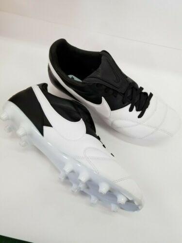 Nike Premier II FG Soccer Cleats- White