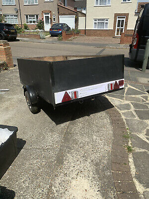used car trailers