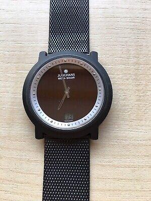 Mens Junghans Radio Controlled Ceramic Watch