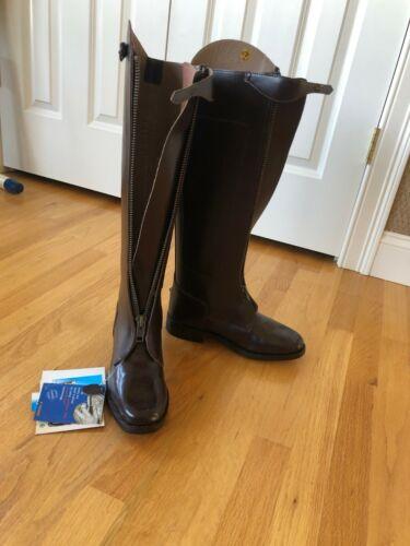 7SR Hispar Invader MENS Polo Boots, Mocha Brown, NWT - $205 shipped OBRO