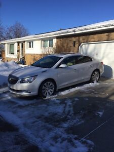 2015 Buick LaCrosse AWD