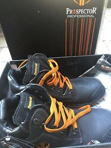 New Safety Shoes Size 10
