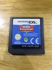 Nintendo DS My Sims KINGDOM Casula Liverpool Area Preview