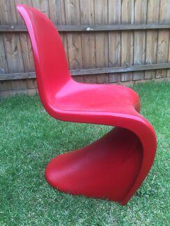 Replica verner Panton chair x 6