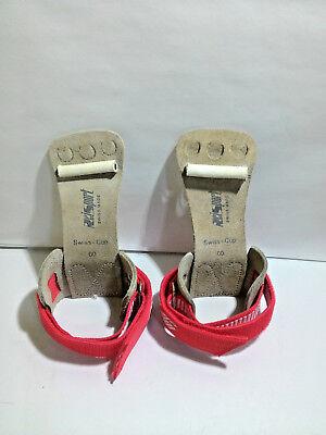 7bc9fe82ffa2 Reisport Men's Protec Hyper Buckle High Bar Grips Size 00