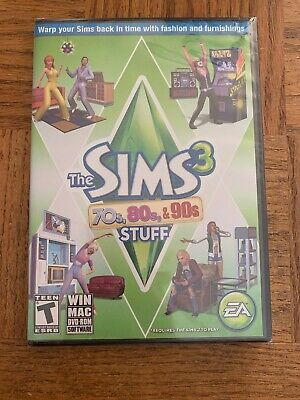 The Sims 3 70s 80s And 90s Stuff Computer