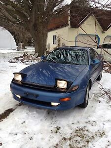 1990 Toyota celica GT part out