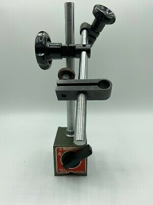 Mitutoyo Stand 7011s Magnetic Holder Brazil Fabricators Jewelers Part Holder