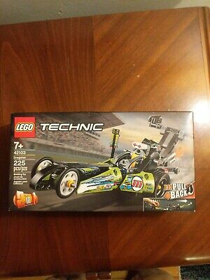 LEGO Technic Dragster 42103 Pull-Back Racing Toy New for 2020 SEE DESCRIPTION