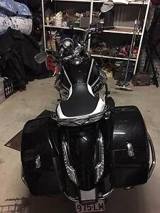 Moto Guzzi California Tourer Cleveland Redland Area Preview