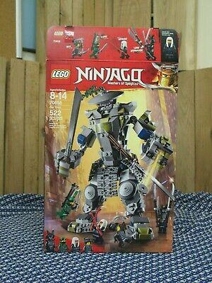 RETAIL BOX ONLY LEGO 70658 Ninjago MASTERS OF SPINJITZU Oni Titan BOX ONLY