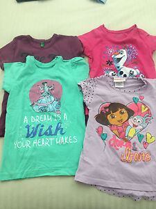 Girls size 5-6x summer clothes