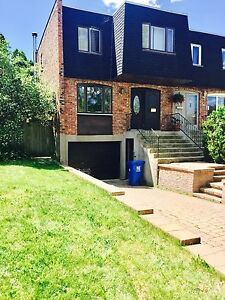 Semi detached for rent, brossard, all inc.