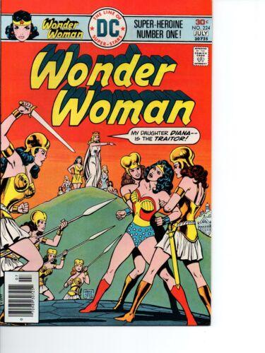 Wonder Woman No. 224 July 1976