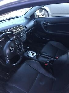 Acura RSX with leather