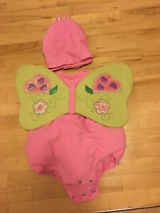 Butterfly Halloween Costume.  Size 18-24months