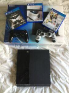 PS4 bundle 4 sale