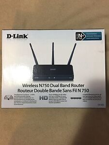 D-Link Wireless N750 Dual Band Router only $80!