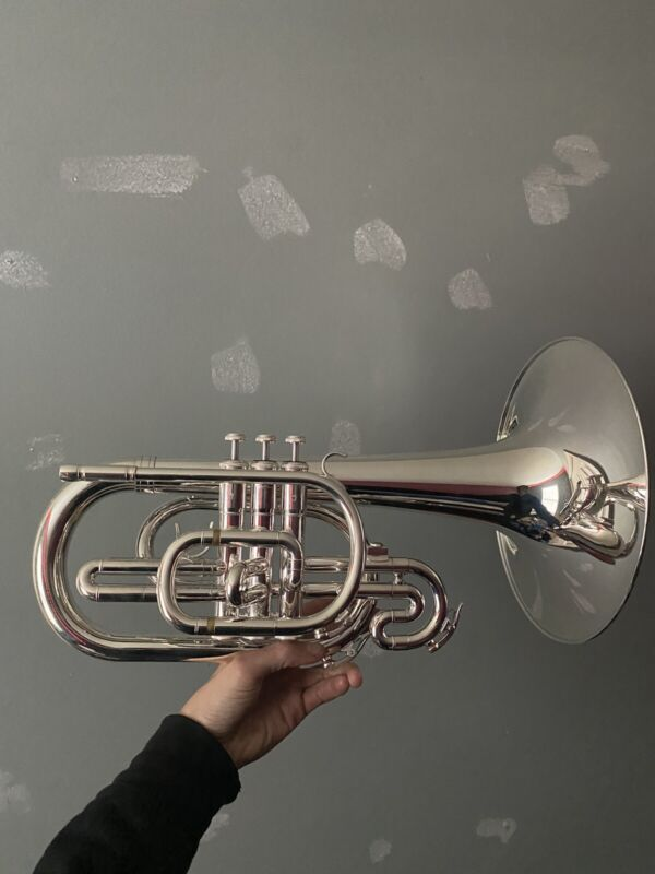 Silver Blessing Mellophone