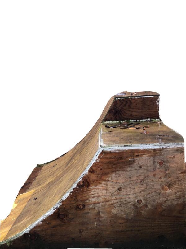 Skateboard Ramp Quarter Pipe 3ft And 4ft