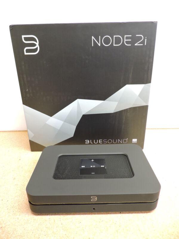Bluesound NODE 2i Wireless Music Streamer (Black)