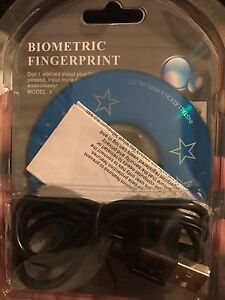 BIOMETRIC FINGERPRINT IDENTIFIER