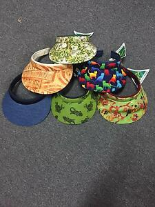 Colourful Clip-On Visors - Australian Made Brendale Pine Rivers Area Preview