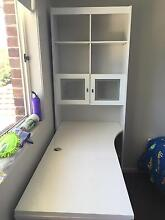 WHITE BOOKCASE Frenchs Forest Warringah Area Preview