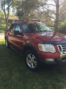 2007 Ford Explorer Sport Trac 4X4 $7800 certified
