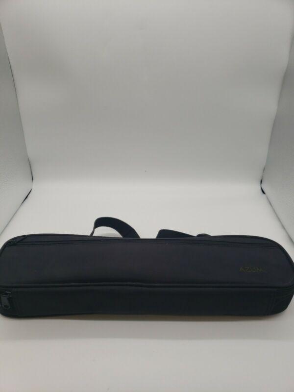 Azumi Az-z1rbl silver flute with case