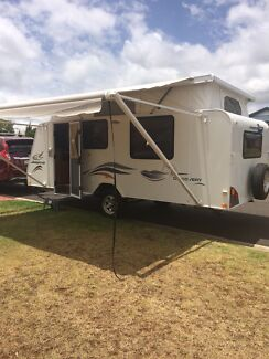 Poptop Caravan Wilsonton Toowoomba City Preview