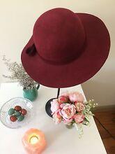 Autumn 100% wool women's hat Cottesloe Cottesloe Area Preview