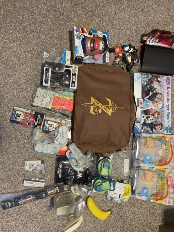 Miscellaneous Lot Perfect For Gifts, Reselling Or Personal Use