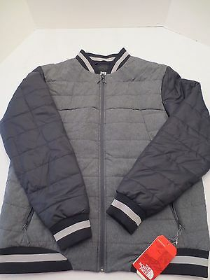 THE NORTH FACE BODENBURG INSULATED BOMBER JACKET Mens SIZE LARGE L NWT