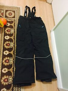 Snow pants and  jacket size 12 Kitchener / Waterloo Kitchener Area image 2