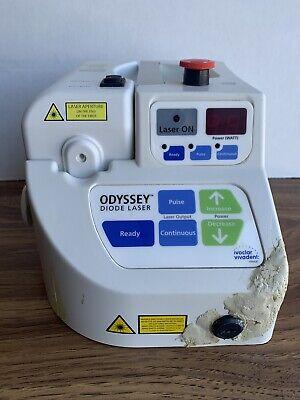 Ivoclar Vivadent Odyssey Navigator Diode Dental Laser Unit Ablation Systemb00