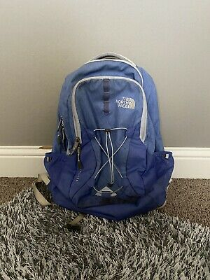 AUTHENTIC THE NORTH FACE JESTER BACKPACK IN PURPLE