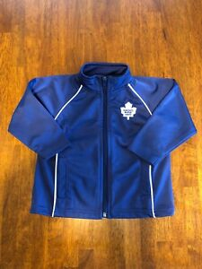 Official NHL Maple Leafs Jacket