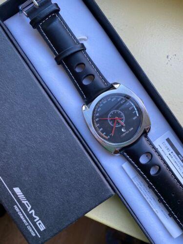 AMG Performance Wrist Watch Rare W124 W126 W201 Rare 500E C63 E63 S63 S600 V12